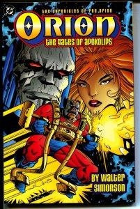 Orion: The Gates Of Apokolips-Walter Simonson-TPB-trade