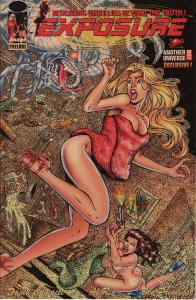 Exposure Ashcan #1B VF/NM; Image | save on shipping - details inside