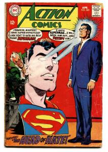 ACTION COMICS #362 comic book 1968-SUPERMAN-DC COMICS NEAL ADAMS