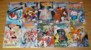 Hawk & Dove vol. 3 #1-28 VF/NM complete series + annual #1-2 dc comics set