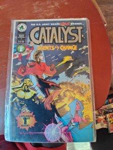 Catalyst: Agents of Change #1 (1994)