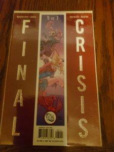 Final Crisis #5 (2008)