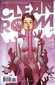 Clean Room #4 VF/NM; DC | save on shipping - details inside