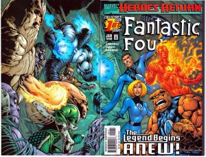 Fantastic Four  (vol. 3) #1