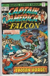 Captain America #194 (Feb-76) VF/NM High-Grade Captain America