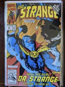 Doctor Strange, Sorcerer Supreme #47 (1992)