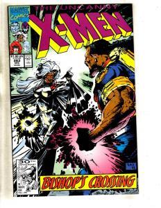 8 Uncanny X-Men Marvel Comic Books # 283 284 286 287 292 294 295 296 Rogue JD5