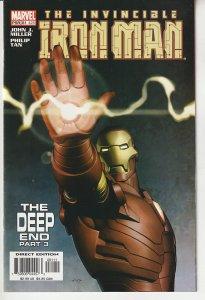 Iron Man #81 (2004)
