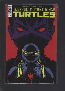 Teenage Mutant Ninja Turtles #116 Cover A