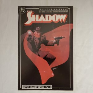 Shadow 9 Very Fine+ Cover by Kyle Baker