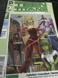 DC Teen Titans #1 Mint Variant The New 52