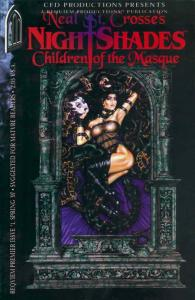 Nightshades: Children of the Masque #1 FN; Cry For Dawn | save on shipping - det