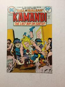 Kamandi The Last Boy On Earth 13 NM Near Mint