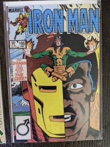 Iron Man #195 (1985)