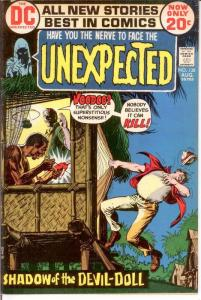 UNEXPECTED (TALES OF) 138 F-VF Aug. 1972 COMICS BOOK