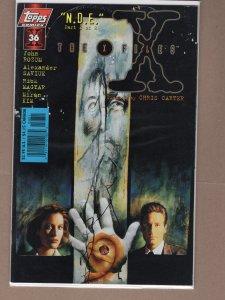 X-Files #36 (1997)