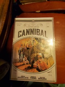 Cannibal #2 (2016)