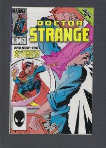 Doctor Strange #74 (1985)