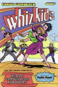 Tandy Computer Whiz Kids #3 VF; Tandy | save on shipping - details inside