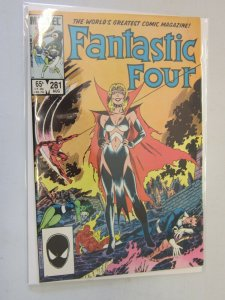 Fantastic Four #281 Direct Edition 6.0 FN (1985)