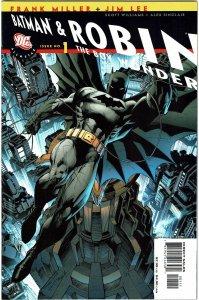 All-Star Batman & Robin #1 Batman Cover Variant - Frank Miller, Jim Lee - NM+