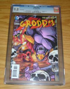 Flash #23.1 CGC 9.8 3-D lenticular cover - gorilla grodd #1 - 2nd manapul cover