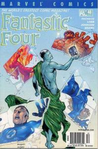 Fantastic Four (1998 series) #48, NM