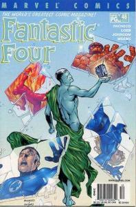 Fantastic Four (1998 series) #48, NM