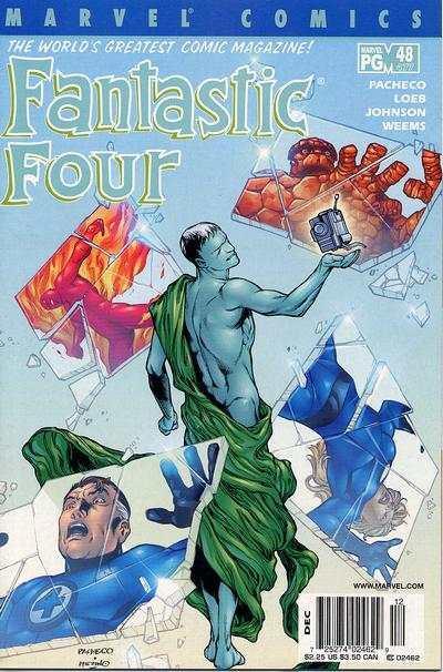 Fantastic Four (1998 series) #48, NM (Stock photo)