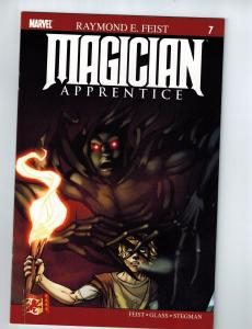 Magician Apprentice # 7 Dabel Brothers Collection Marvel Comic Book Ray Feist