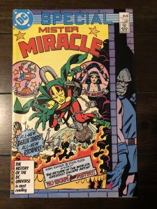 Mister Miracle Special #1