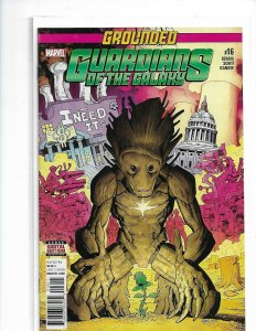 Guardians of the Galaxy #16 ( 2015, Marvel) nw84