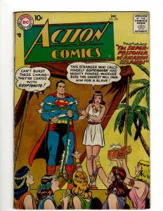 Action Comics # 235 FN- DC Comic Book Superman Batman Green Lantern Flash KD1