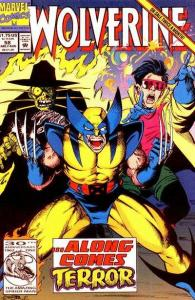 Wolverine (1988 series) #58, NM (Stock photo)