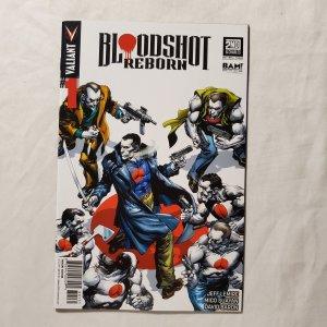 Bloodshot Reborn 1  Near Mint- Cover by Neal Adams