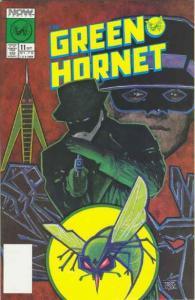 Green Hornet (1989 series) #11, NM- (Stock photo)