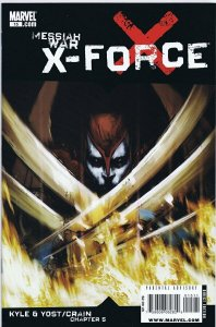 X-Force #15 ORIGINAL Vintage 2009 Marvel Comics