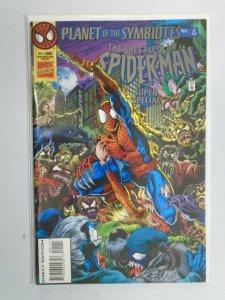 Spectacular Spider-Man Super Special #1 8.5 VF+ (1995)