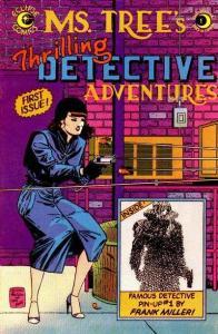 Ms. Tree's Thrilling Detective Adventures #1, VF+ (Stock photo)