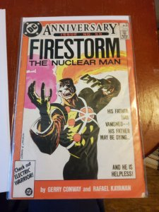 The Fury of Firestorm #50 (1986)