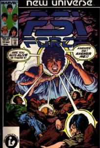 PSI-Force #11, VF+ (Stock photo)