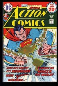 Action Comics #435 VF+ 8.5
