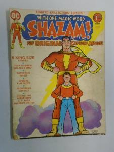 Shazam DC Treasury Edition #C-21 3.0 GD/VG (1973)
