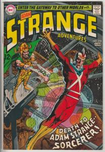 Strange Adventures #218 (Jun-69) NM- High-Grade Adam Strange, Atomic Knights
