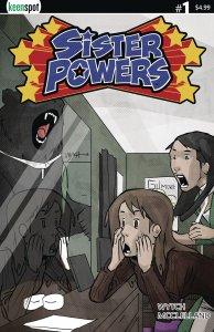 SISTER POWERS #1 CVR D MIRROR IMAGES