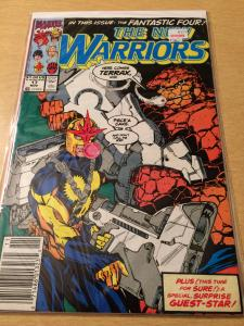The New Warriors #17