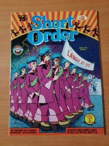 Short Order Comix #2 ~ VERY FINE VF ~ 1974 Underground Comic Freak Bros