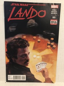 Star Wars: Lando (ES) #5 (2016) Unlimited Combined Shipping On all Items In O...