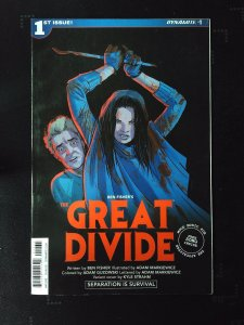 The Great Divide #1 Variant Cover by Strahm (2016)