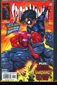 Spider-Woman #4 (1999)